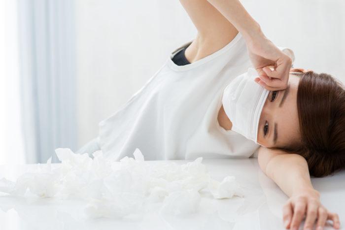 花粉症による影響は目と鼻だけではない?花粉症が及ぼす日常生活への影響とその対策とは!?