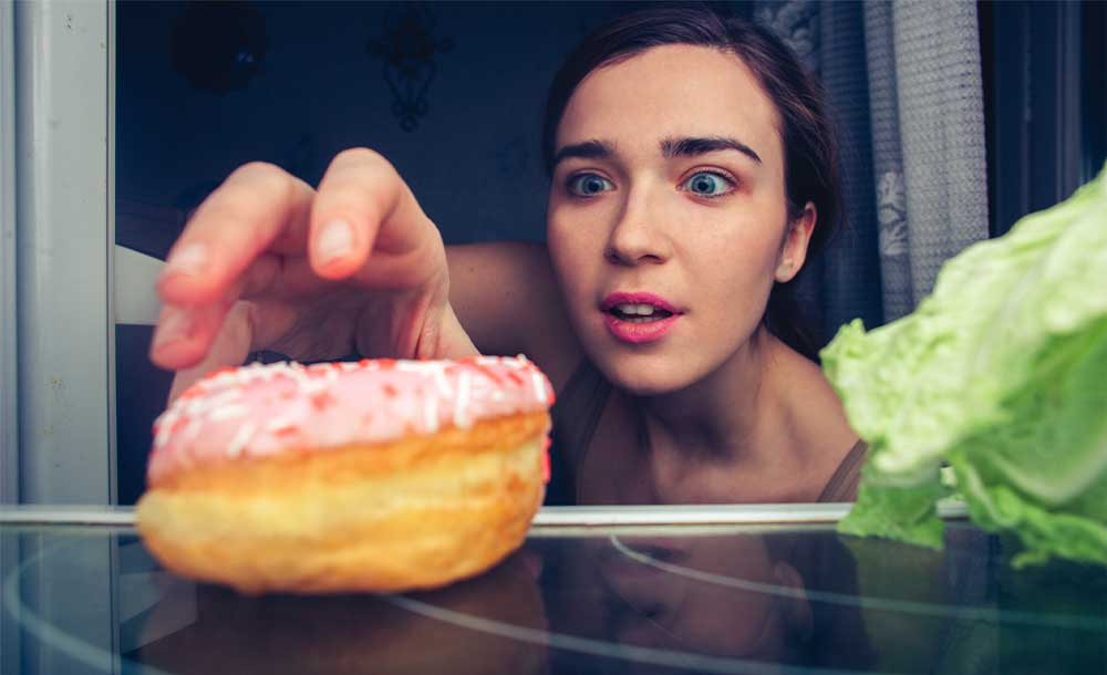 食べるのは本能というアクセル。それを止めるブレーキは脳にあり